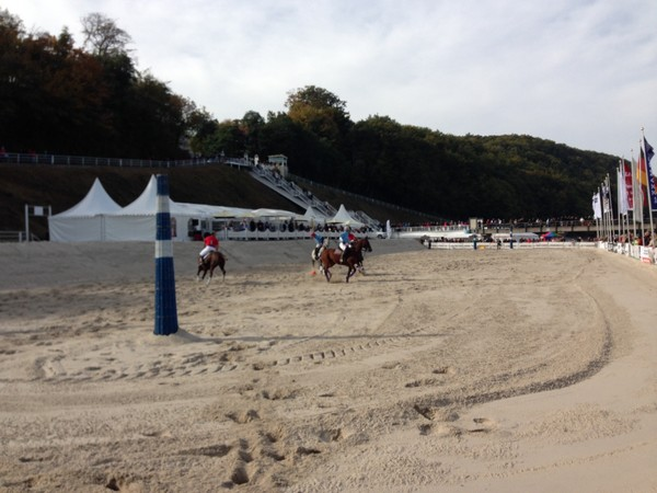 4. Beach Polo in Sellin